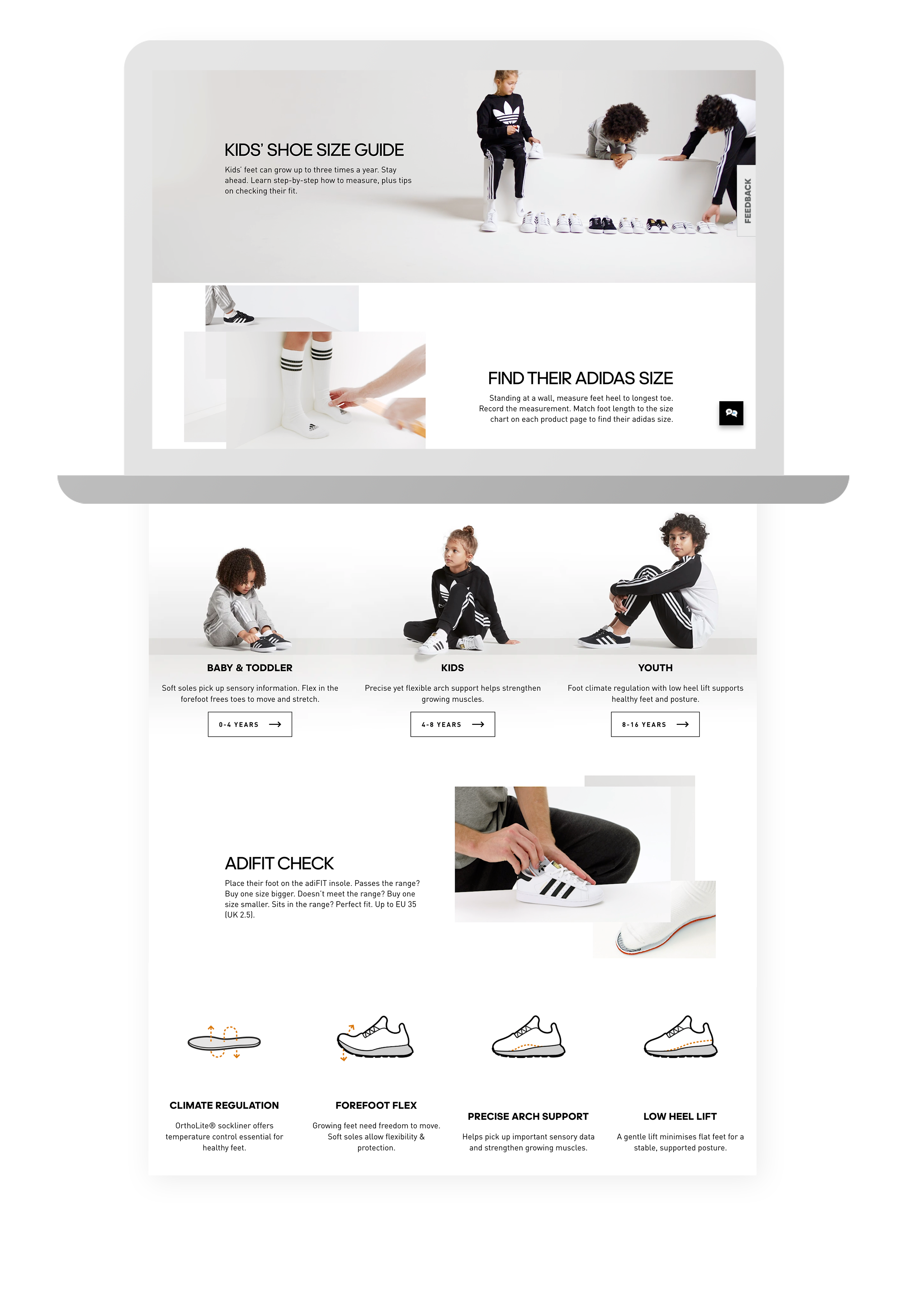 Shoes-landing-page